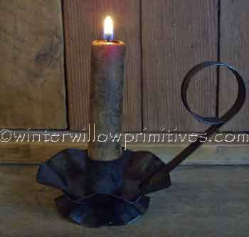 Flower Shaped Candlestick